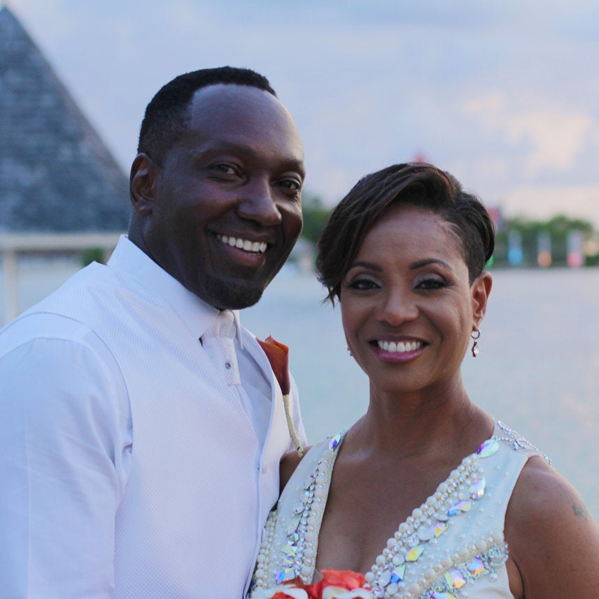 MC Lyte Is Married! See Her First Wedding Photos
